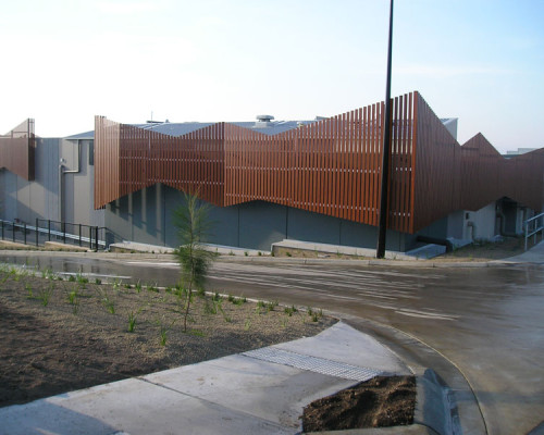 Zelanga Steel Arena